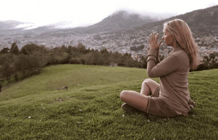 Being Spiritually Ordinary Mantra Magazine by Silvia Mordini
