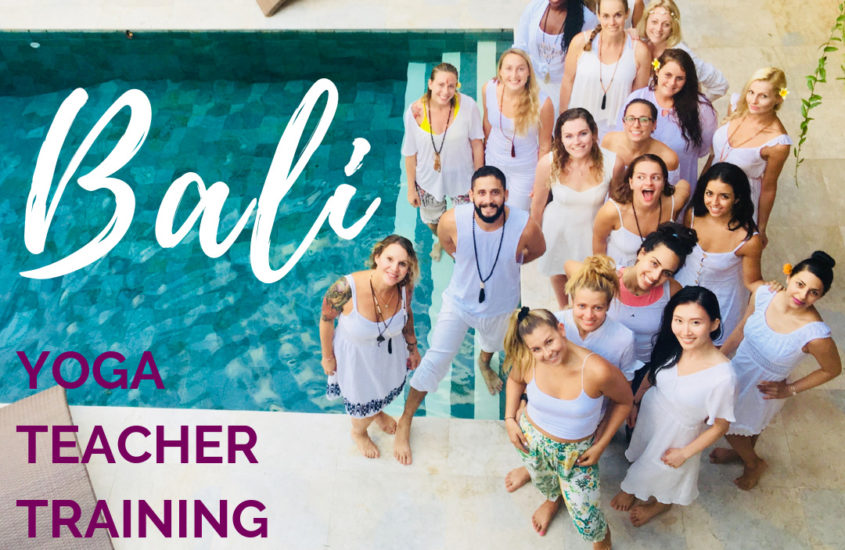 Bali Yoga Teacher Training March 31st to April 21st 2019