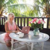 Online Yoga teacher training brochure