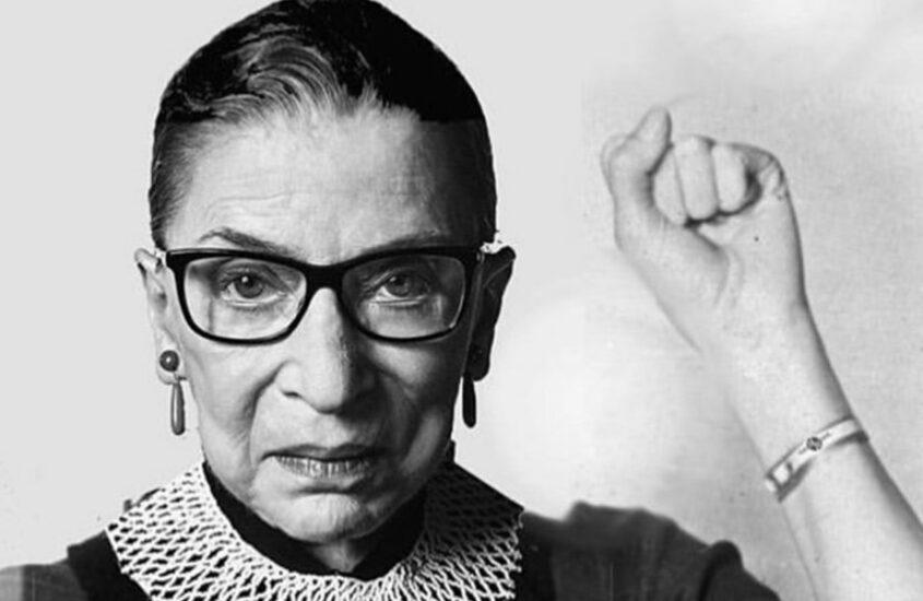 Ruth Bader Ginsburg my hero