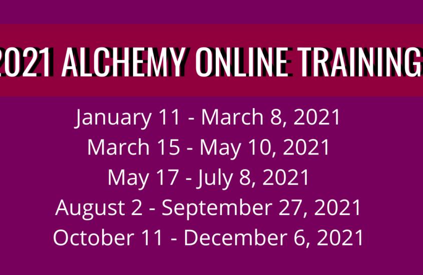 2021 ONLINE YOGA TEACHER TRAININGS