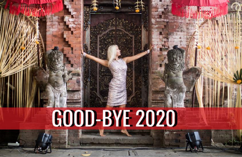 Good-bye 2020 letter