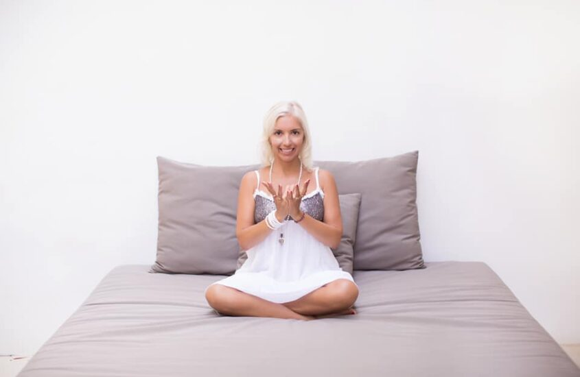 Lotus Mudra meaning and practice